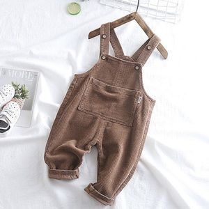 NWT 2T, 3T Toddler Boy Spring Overalls